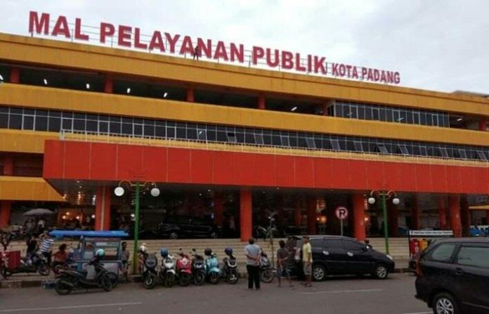 Kota Padang Miliki Mal Pelayanan Publik