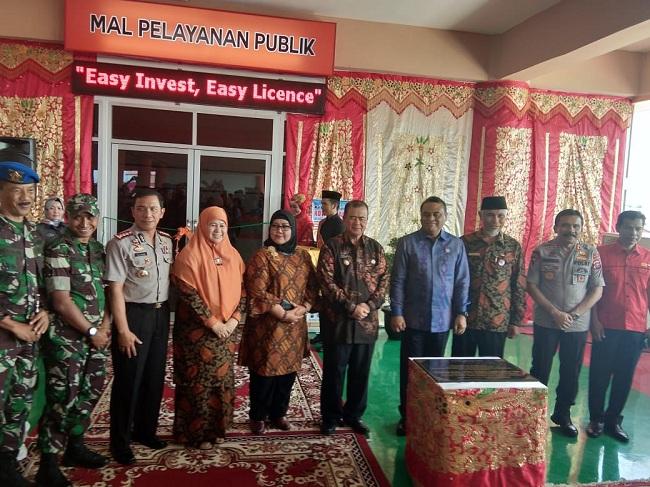 Mal Pelayanan Publik Kota Padang, Resmi Dibuka Menteri PANRB