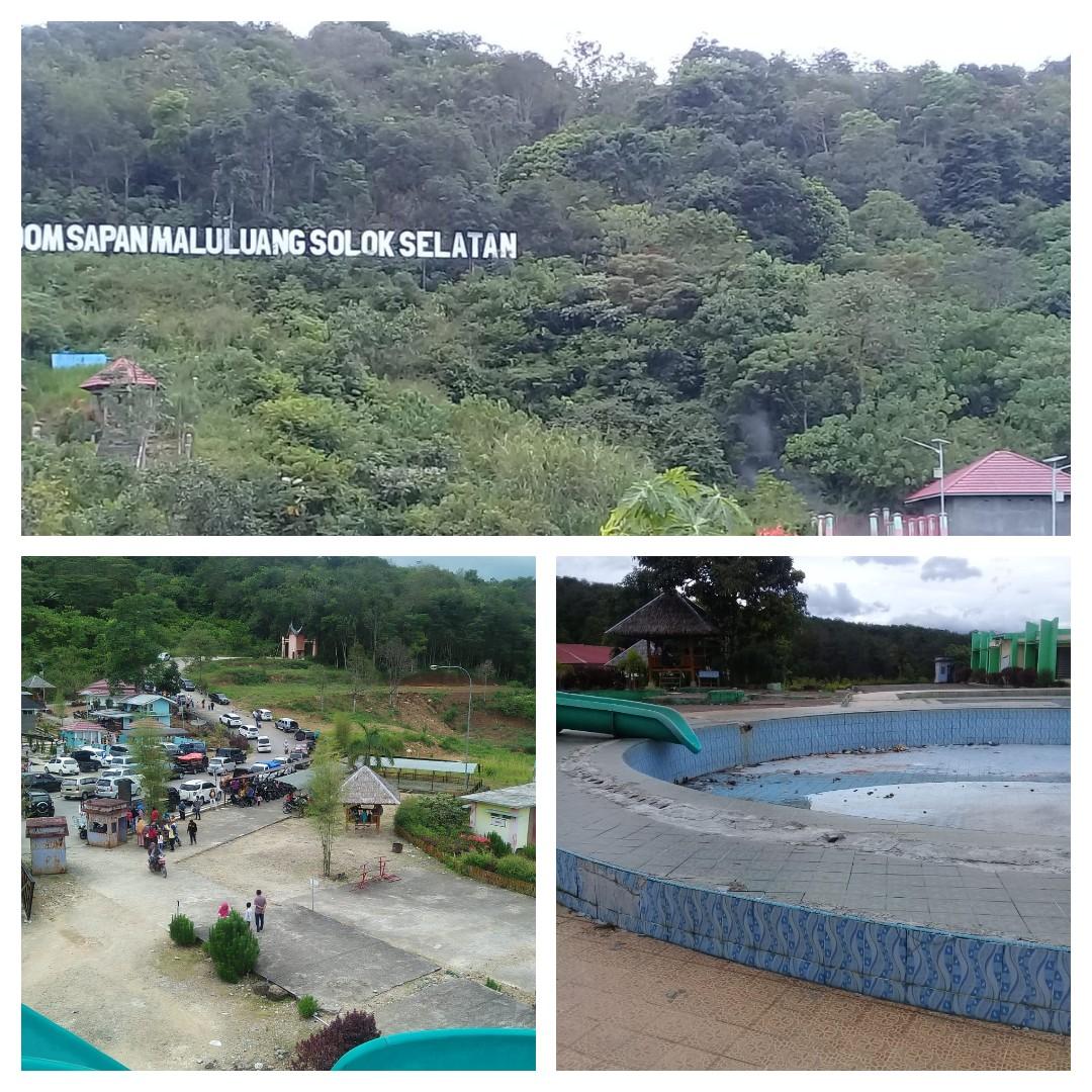 Wisatawan ke Solok Selatan Kecewa Dengan Prasarana Destinasi Wisata yang Ada.