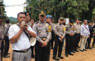 Terkait Aksi Demo KTLM ke PT TKA, Ini yang disampaikan Wakapolres Dharmasaraya