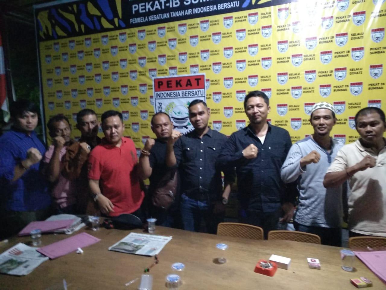 Totalitas, DPD Pekat IB Kota Padang, Kian Menggeliat