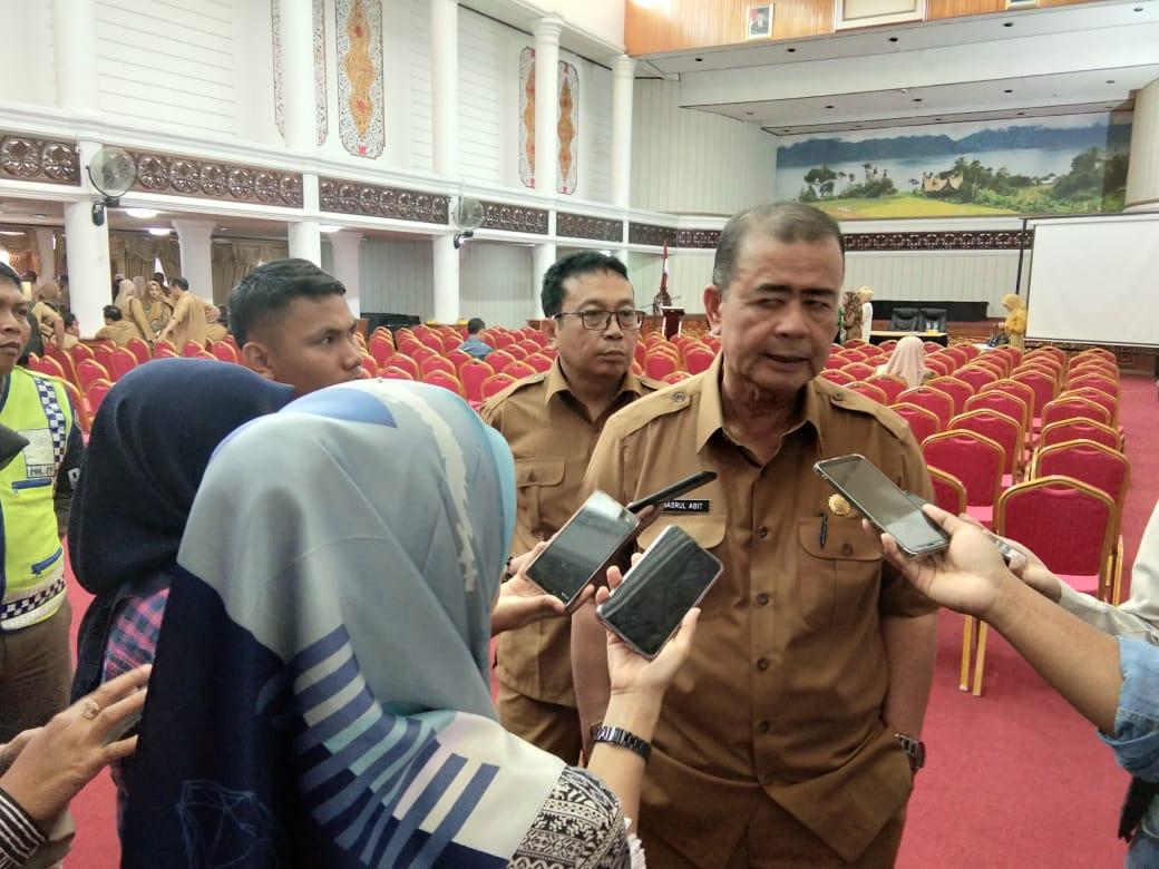 Nasrul Abit: Pemberian Vaksin MR, Tidak Boleh Dipaksakan