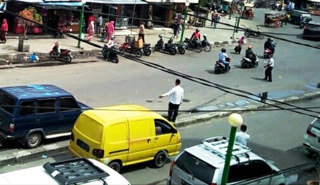 Walikota Temukan Penyebab Kemacetan di Pasar Raya Padang