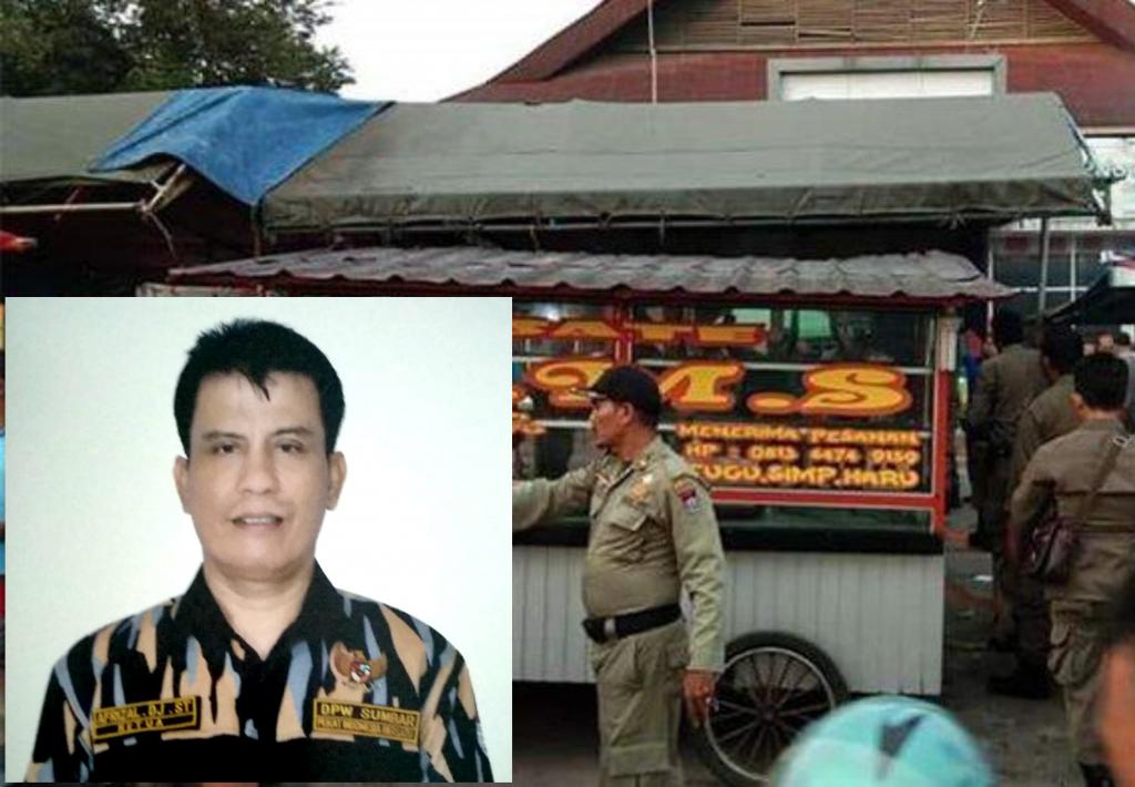 Ketua DPW Pekat IB Sumbar : Penemuan Daging Babi, Bukti Kelalaian Pemerintah