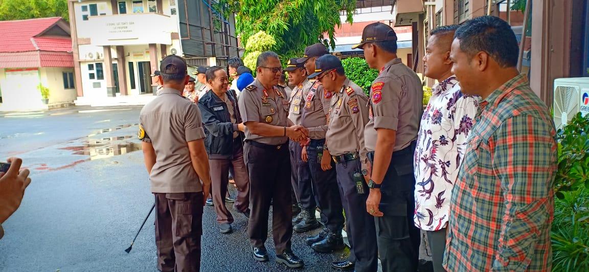Kunjungi Polresta Padang, Ini yang Dilakukan Tim Monev dan Asistensi Win Renstra Mabes Polri
