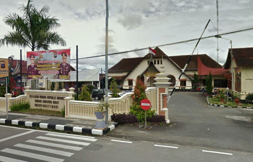 6 Pelaku Penganiayaan Ketua PP Bukittinggi, Diciduk Polisi