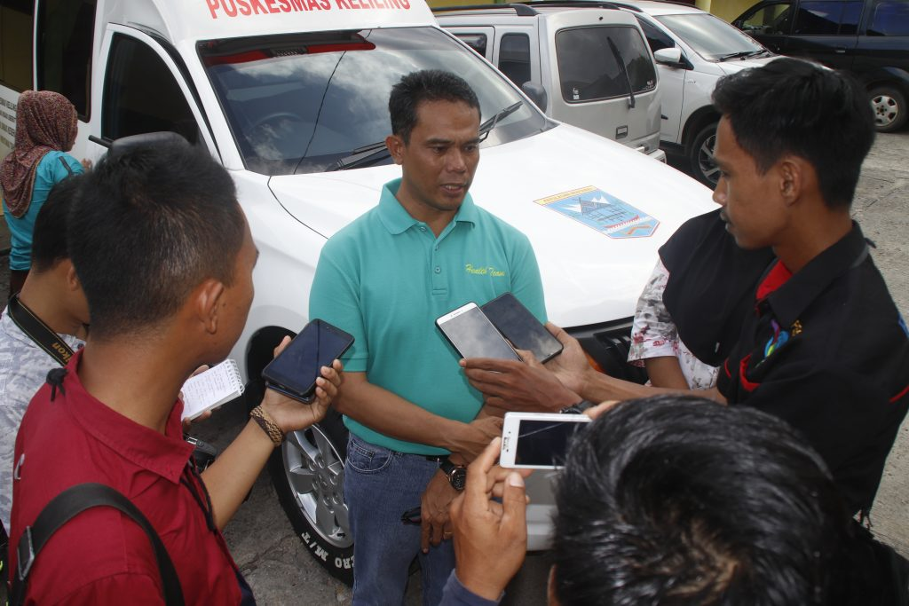 Lahmuddin Siregar Sebut Di Mentawai Yang Memiliki Label Halal Baru Empat IRT