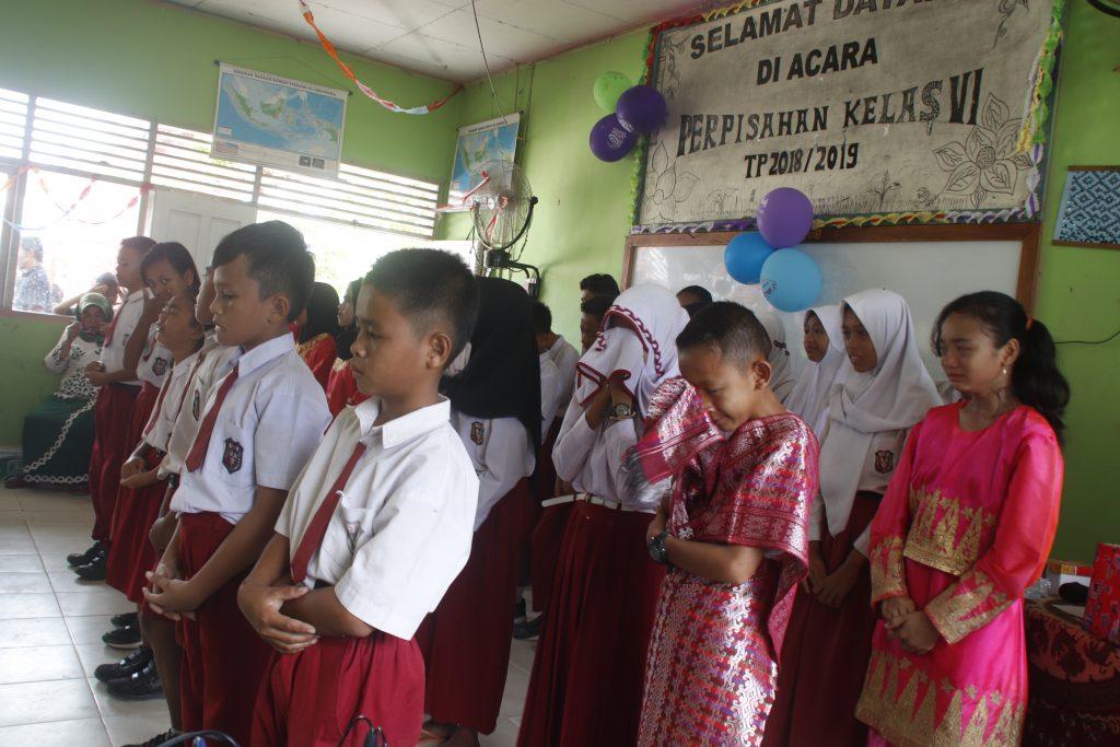 Kadisdik Mentawai :  Momen Perpisahan Menghantarkan Anak Didik Kejenjang Lebih Tinggi