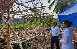 Masyarakat Desa Nemnem Leleu Bangun Posbindu Untuk Kesehatan
