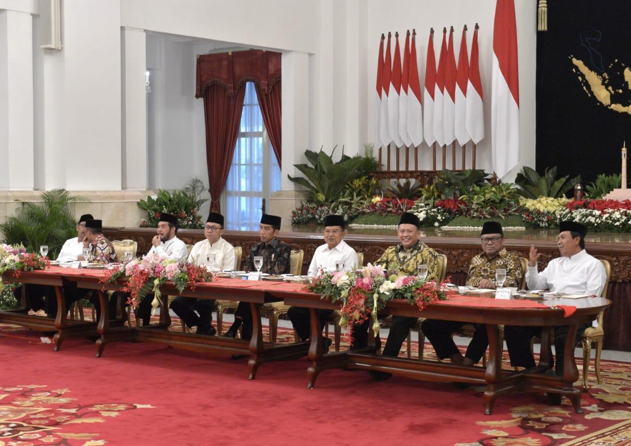 Presiden Jokowi :  Wacana Pemindahan Ibu Kota Serius