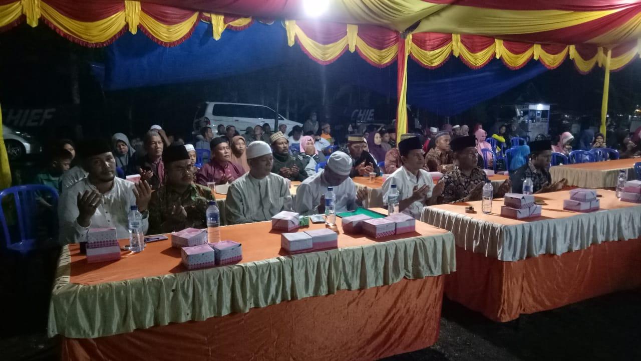 Bina Akhlak Generasi Muda, Kecamatan Luhak Nan Duo Menggelar MTQ