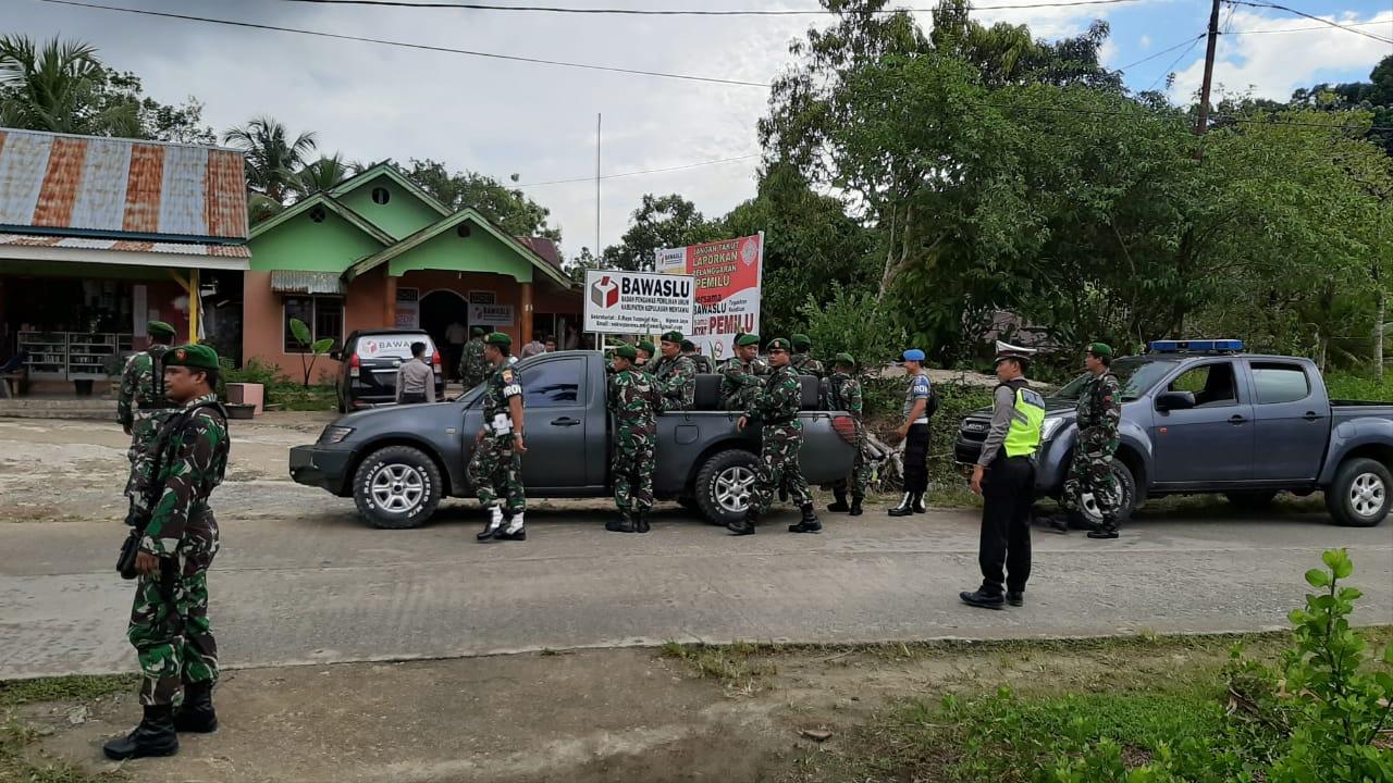 Menjamin Keamanan Masyarakat di Butuhkan Sinergitas TNI dan POLRI Yang Kuat