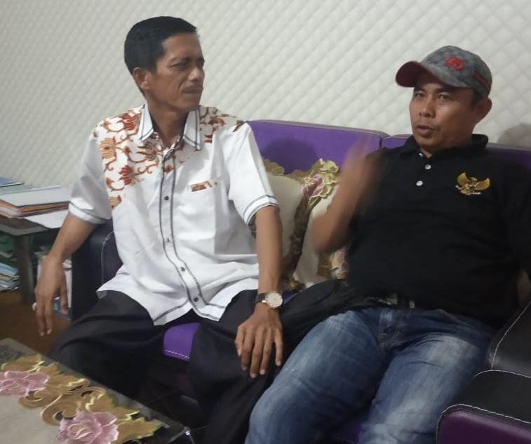 SK Pengurus KPN Kementerian Agama Tanah Datar di Duga Algafari Telah Bohongi Publik