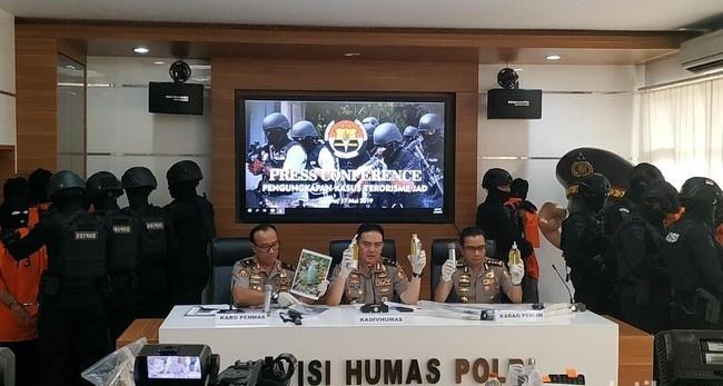 Berencana Ledakkan Bom 22 Mei, Densus 88 Tangkap 29 Terduga Teroris
