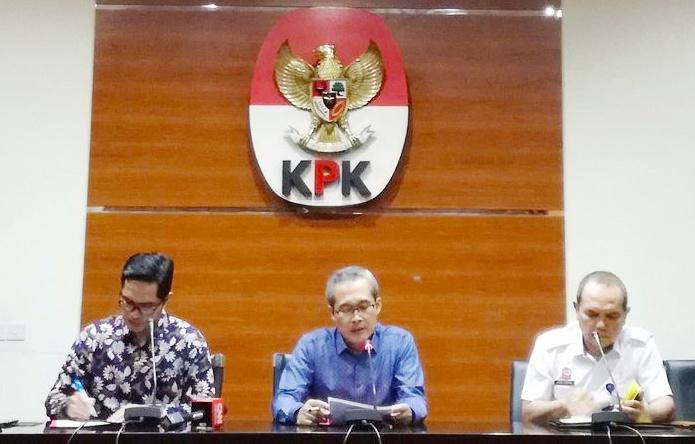 Kepala Kantor Imigrasi Mataram Bersama dua Anggota di Tetapkan Sebagai Tersangka Oleh KPK