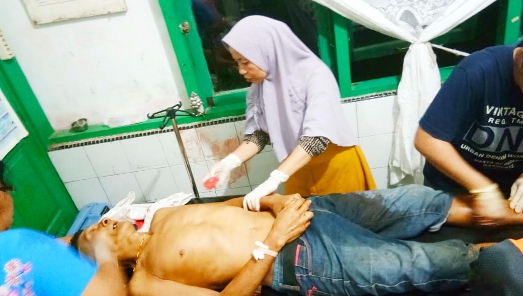 Warga Dusun Pasakiat Siberut Tewas di Tabrak Pengendara Tanpa Lampu