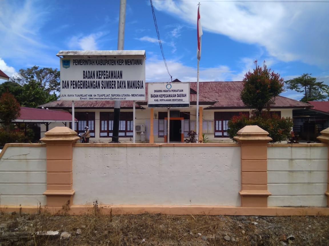 3 Mei Pendaftaran Seleksi Jabatan Pimpinan Tinggi di Mentawai ditutup
