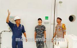 Forkopimda Mentawai Cek Kelengkapan Kapal Angkutan Arus Mudik Lebaran