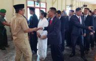 Sekda Mentawai Lantik 73 Anggota BPD Wilayah Sipora