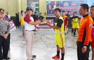 Hut Bhayangkara ke-73, Polres Solsel Gelar Berbagai Turnamen Olahraga