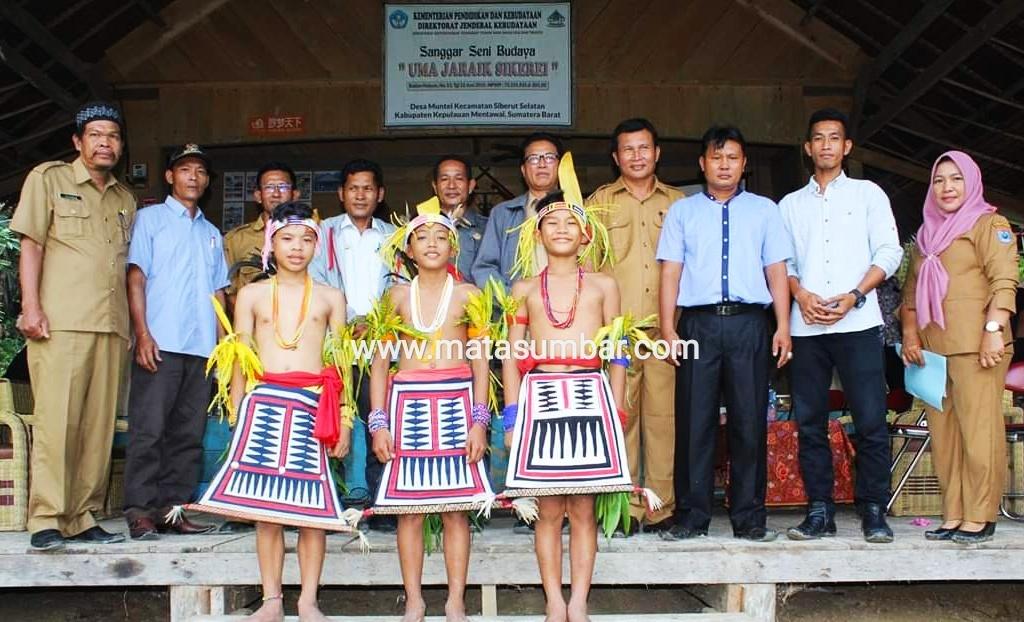 Desa di Pulau Siberut, Kini Bisa Berinovasi Melalui Bursa Inovasi Desa