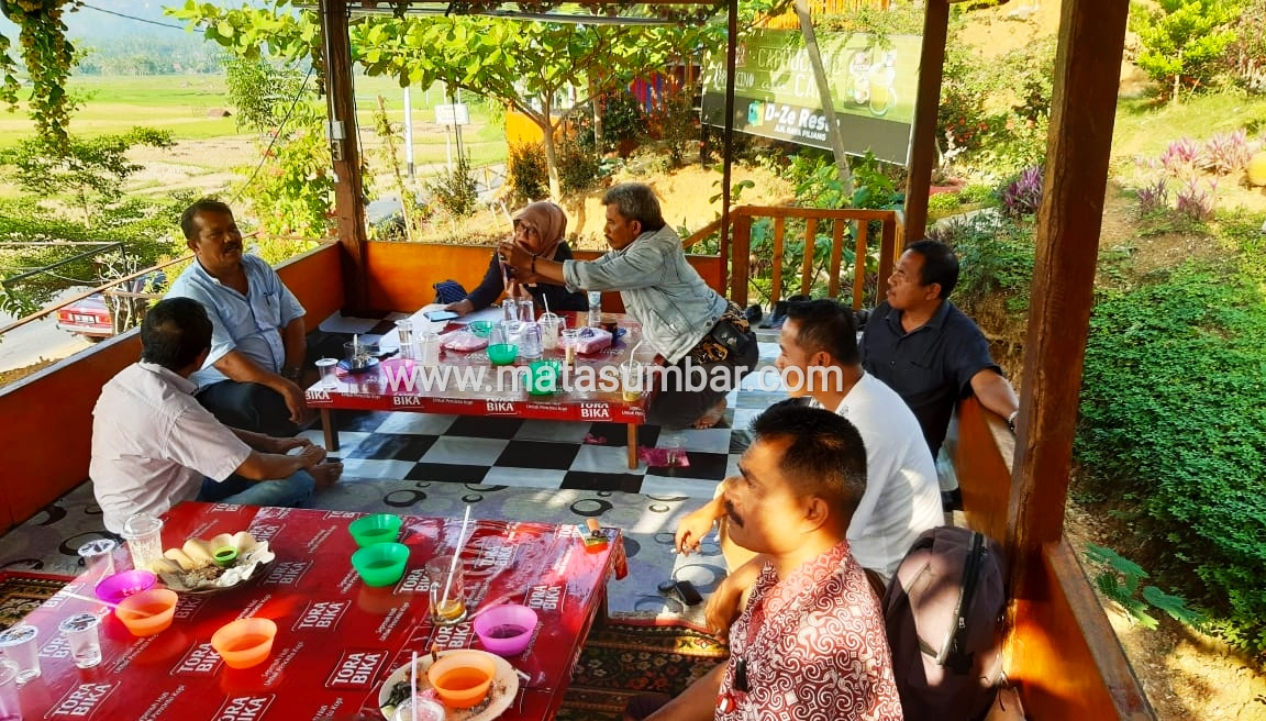 Wali Nagari Tigo Jangko Siap Maju Pilkada 2020 Kabupaten Tanah Datar