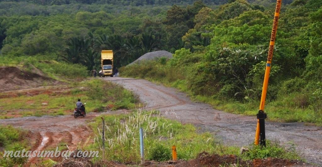 Legalitas Tanah Belum Jelas, Perusda Mentawai Larang Masyarakat dan Perusahan Lain Beraktivitas di Simaobbuk