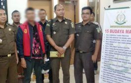 Kejari Solok Tahan Walinagari Talang Babungo Terkait Dana Desa