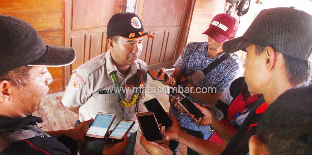 Data BPBD Mentawai, 33 Desa Berada di Lokasi Rawan Bencana Tsunami