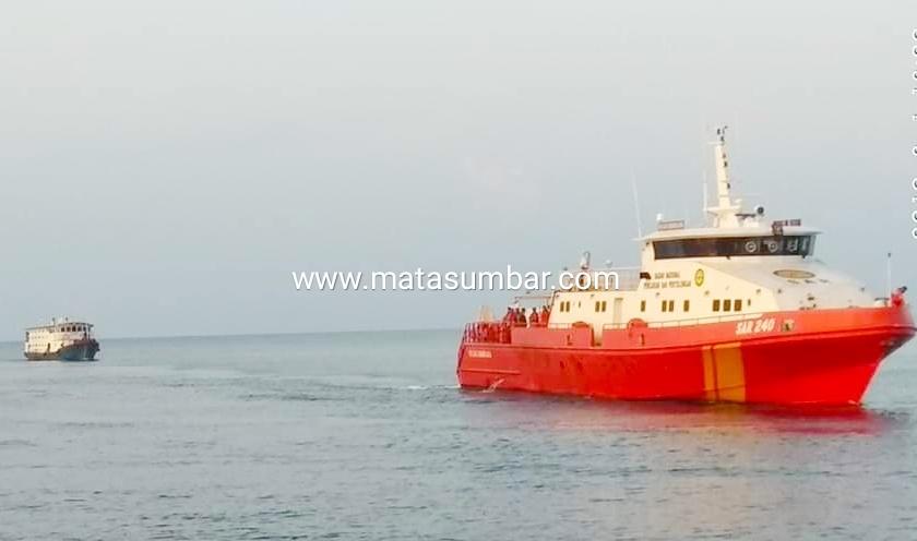Dikabarkan Mati Mesin, 80 Penumpang KM. Pulau Simasin Selamat