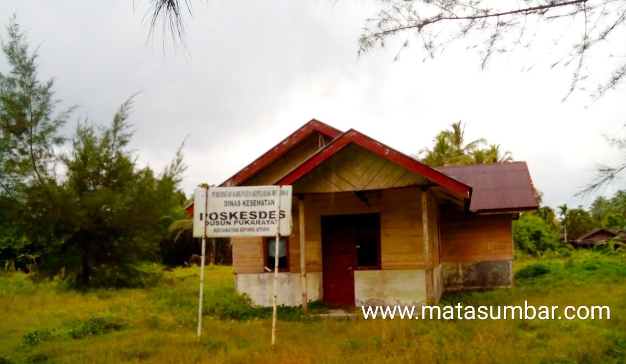 Bangunan Pustu Memprihatinkan, Pelayanan Kesehatan di Dusun Pukarayat Terancam Lumpuh