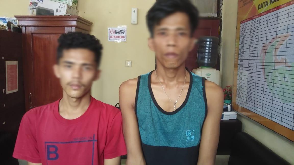 Polisi Gasak Dua Pemuda di Duga Pengedar Sabu di Pariaman