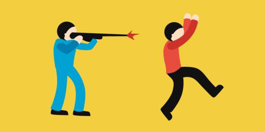 Pelaku Penembakan Sepasang Kekasih di Duren Sawit Terancam Lima Tahun Penjara
