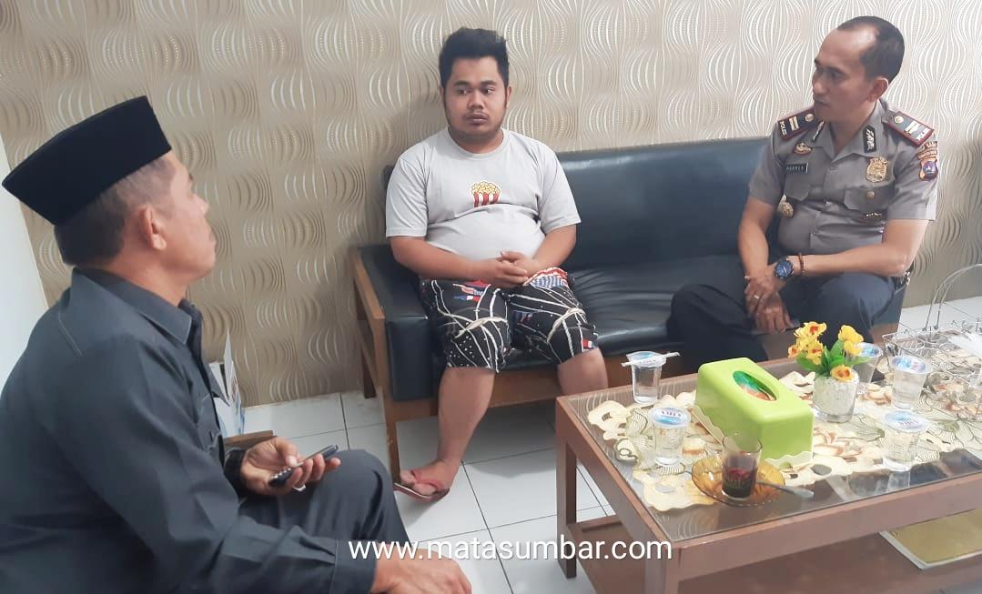 Polsek Sungai Tarab Bina Tahanan Melalui Binrhotal