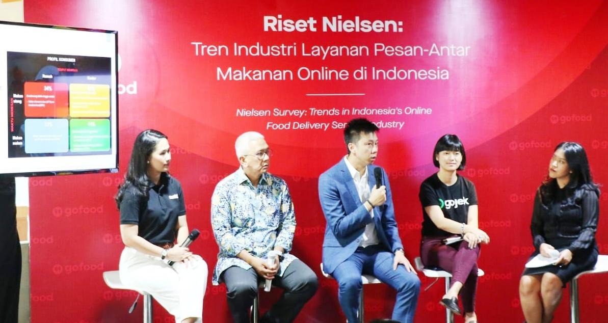 Konsumen Urban Indonesia Dalam Tiga Bulan Terakhir, 95 Persen Menikmati Masakan Siap Santap