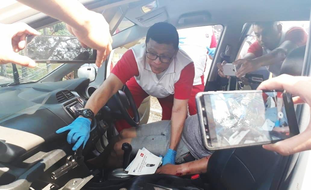 Polisi Tembak Mati Pengedar Sabu Lintas Sumbar-Riau Saat Menolak di Periksa