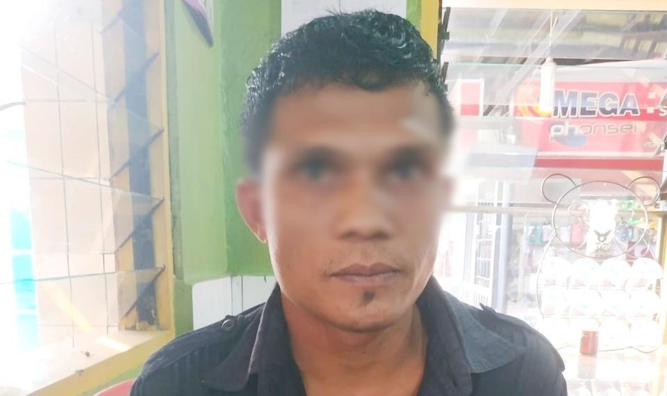 Sempat Kabur, Spesialis Curnak Berhasil di Bekuk Polisi di Gunung Medan Dharmasraya