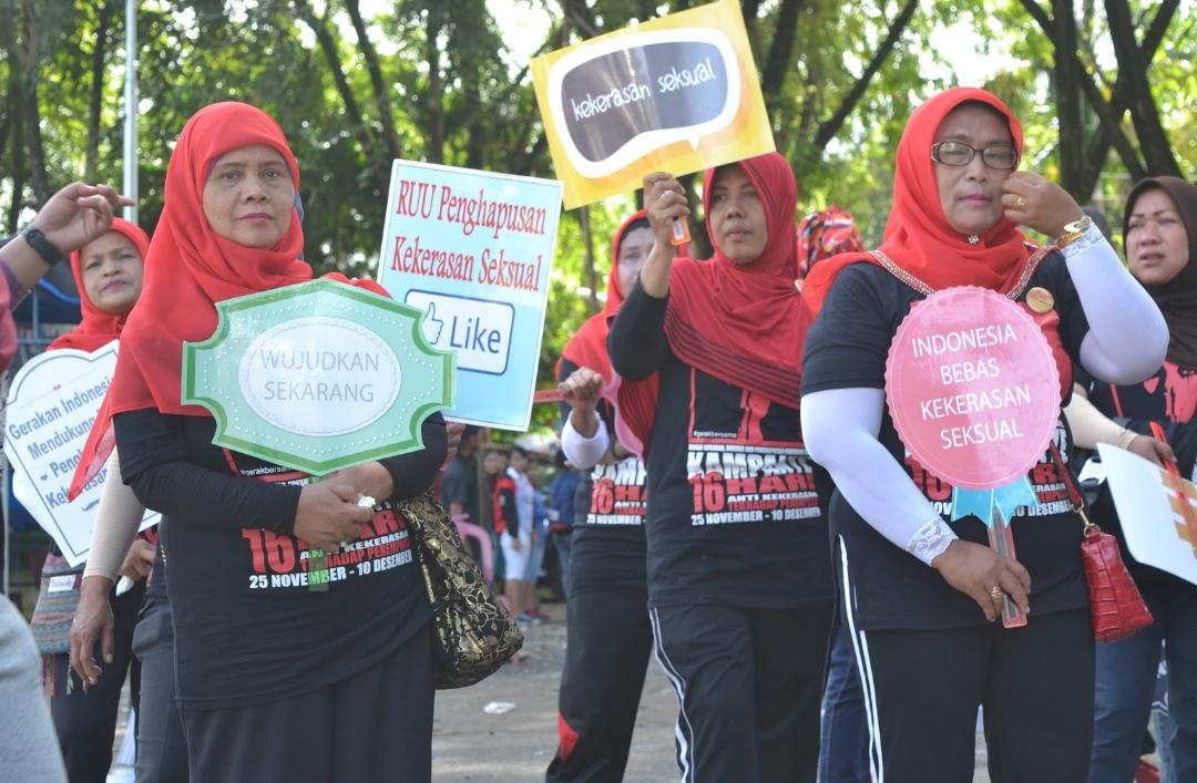 WCC Nurani Perempuan Desak Pengesahaan RUU P-KS