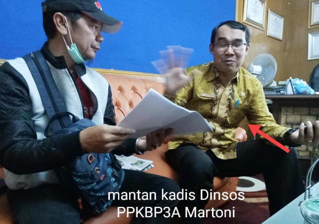 SPPD Dinas PPKBP3A Kota Padang Panjang Tahun 2018, Diduga Banyak Kejanggalan