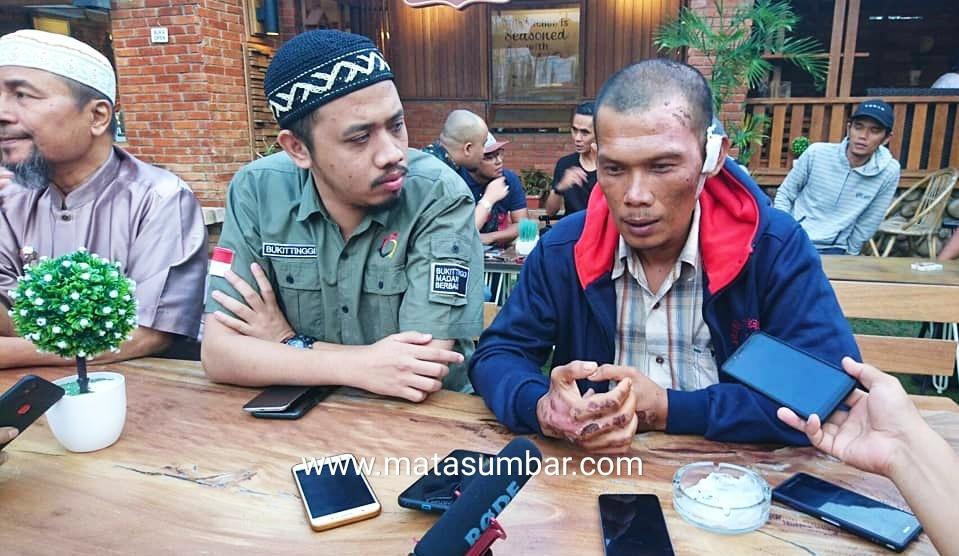 Yayasan BMB Salurkan Bantuan Untuk Erizal Korban Selamat Kerusuhan Wamena