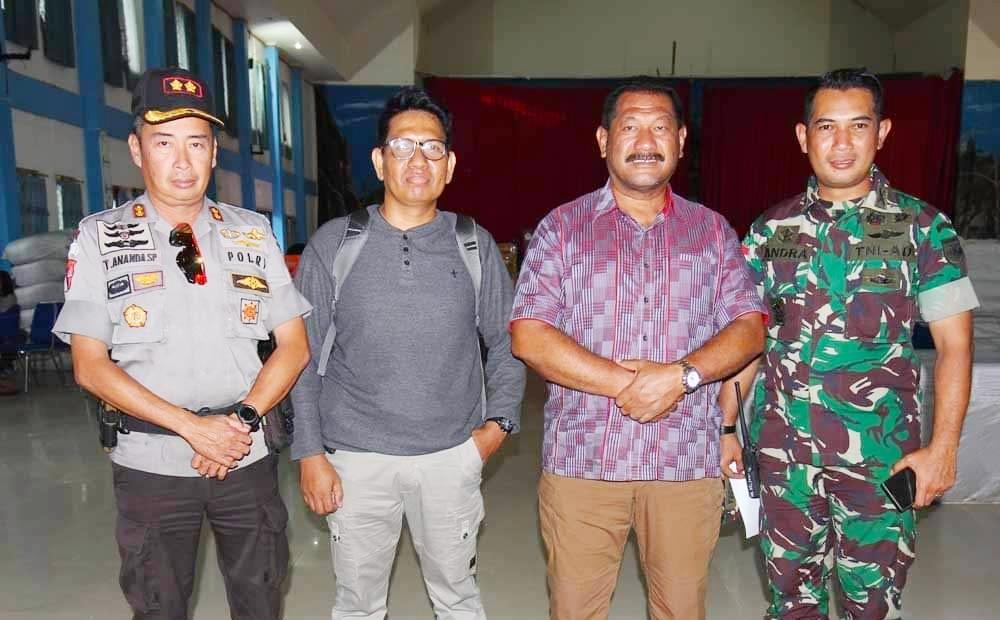 Kondisi Wamena Sudah Semakin Kondusif, Bupati Jayawijaya Berharap Perantau Kembali dan Siap Membantu Toko-Toko Yang Ludes