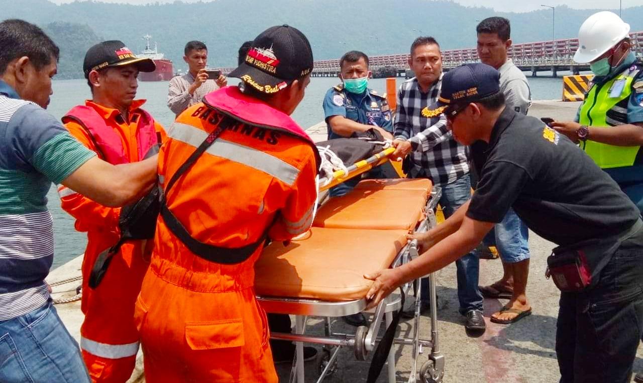 Diduga Sakit, ABK Dharma Lautan Ruby di Temukan Tewas di Kamar Awak Kapal