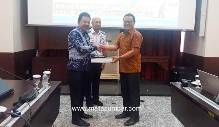 Padang Panjang Terpilih Sebagai Finalis Penilaian Indonesia Road Safety Award 2019