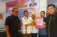 Rizki Abdian Putra Resmi Mendaftar Sebagai Balon Bupati Sijunjung Melalui Partai Gerindra