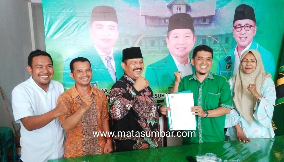 Berkas Pendaftaran Disejumlah Parpol Dikembalikan, Indra Gunalan Fokus Maju Melalui Partai PPP