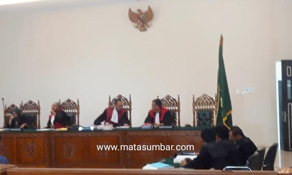 Sidang ke-9 Dugaan Kerusakan Magrove di Kawasan Mandeh, JPU Kembali Hadirkan Tiga Orang Saksi