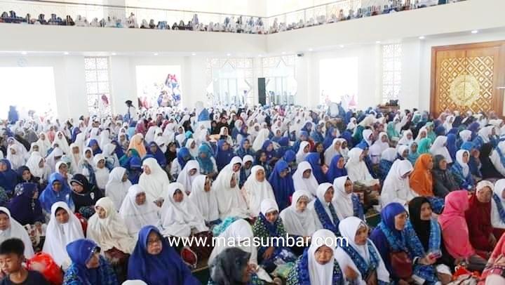 Perdana, Dakwah Wisata BMKT Provinsi Sumbar di Padang Panjang di Ikuti 15 Ribu Orang