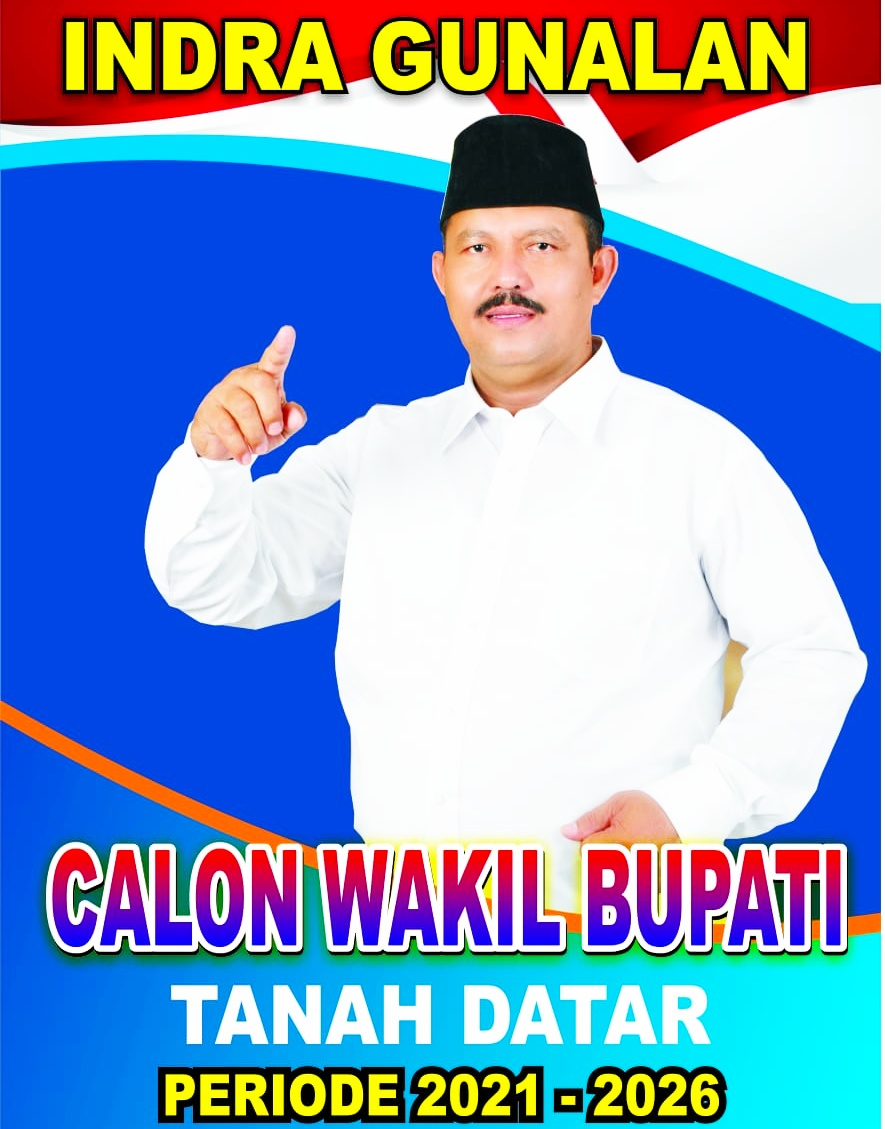 DK KWRI Tanah Datar, Indra Gunalan Siap Maju Pilkada 2020