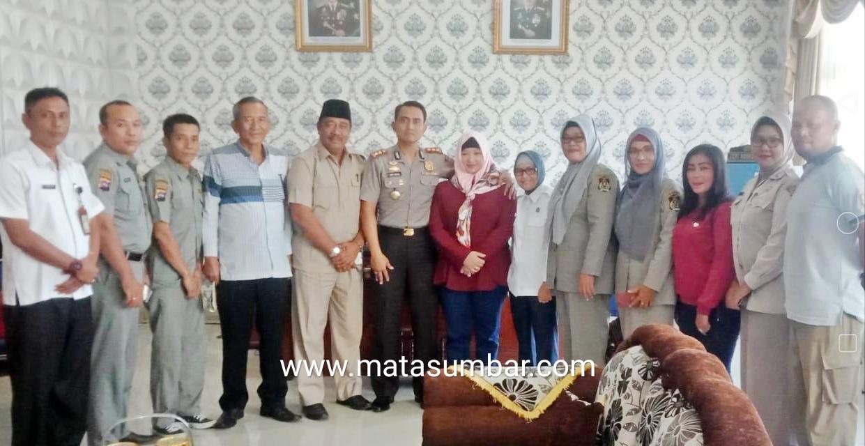 Tingkatkan Kamtibmas, Kapolres Pessel Silahturahmi Bersama KBPPP Polri