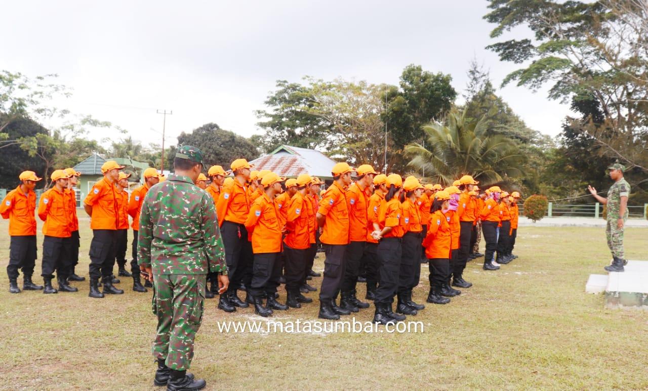 Tingkatkan Kapasitas, BPBD Mentawai Bekali Satgas PB MPA Melalui Pelatihan